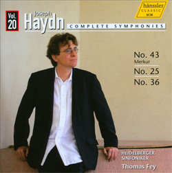 Joseph Haydn Sinfonien