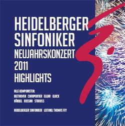 Neujahrskonzert 2011 – Highlights live!